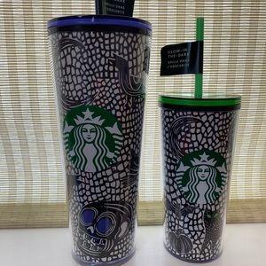 Starbucks Halloween 2020 Venti & Tall Tumblers